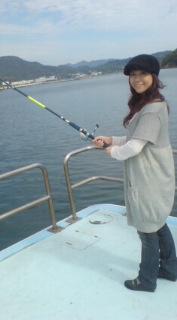 釣りもちょこっと☆
